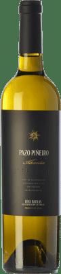 23,95 € Free Shipping | White wine Pazos de Lusco Pazo Piñeiro D.O. Rías Baixas Galicia Spain Albariño Bottle 75 cl