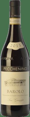 53,95 € Free Shipping | Red wine Pecchenino San Giuseppe D.O.C.G. Barolo Piemonte Italy Nebbiolo Bottle 75 cl