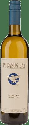 28,95 € Free Shipping   White wine Pegasus Bay Sauvignon-Sémillon Crianza I.G. Waipara Waipara New Zealand Sémillon, Sauvignon Bottle 75 cl