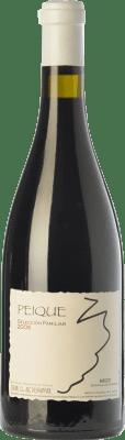 31,95 € Free Shipping | Red wine Peique Selección Familiar Crianza 2008 D.O. Bierzo Castilla y León Spain Mencía Bottle 75 cl
