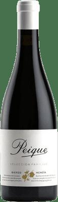 31,95 € Envoi gratuit | Vin rouge Peique Selección Familiar Crianza D.O. Bierzo Castille et Leon Espagne Mencía Bouteille 75 cl