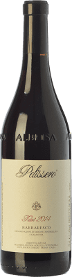 64,95 € Free Shipping | Red wine Pelissero Tulin D.O.C.G. Barbaresco Piemonte Italy Nebbiolo Bottle 75 cl