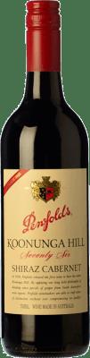17,95 € Envoi gratuit | Vin rouge Penfolds Koonunga Hill Seventy Six Joven I.G. Southern Australia Australie méridionale Australie Syrah, Cabernet Sauvignon Bouteille 75 cl