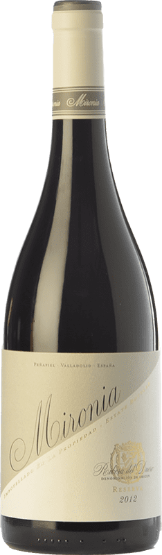 22,95 € Free Shipping   Red wine Peñafiel Mironia Reserva D.O. Ribera del Duero Castilla y León Spain Tempranillo Bottle 75 cl