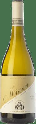 9,95 € Kostenloser Versand | Weißwein Peñafiel Mironia D.O. Rueda Kastilien und León Spanien Verdejo Flasche 75 cl