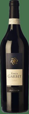 106,95 € Free Shipping | Red wine Perelada Finca Garbet Crianza D.O. Empordà Catalonia Spain Syrah, Cabernet Sauvignon Bottle 75 cl
