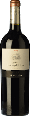 14,95 € Free Shipping | Red wine Perelada Finca La Garriga Crianza D.O. Empordà Catalonia Spain Carignan Bottle 75 cl. | Thousands of wine lovers trust us to get the best price guarantee, free shipping always and hassle-free shopping and returns.