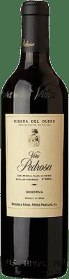 29,95 € Envío gratis | Vino tinto Pérez Pascuas Viña Pedrosa Reserva D.O. Ribera del Duero Castilla y León España Tempranillo, Cabernet Sauvignon Botella 75 cl