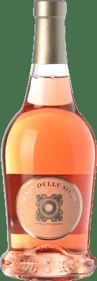 12,95 € Free Shipping | Rosé wine Perla del Garda Rose delle Siepi Italy Rebo Bottle 75 cl
