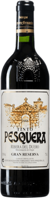 121,95 € Free Shipping | Red wine Pesquera Gran Reserva 1995 D.O. Ribera del Duero Castilla y León Spain Tempranillo Bottle 75 cl