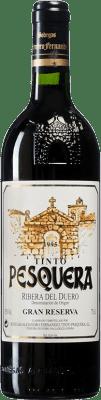 93,95 € Envoi gratuit | Vin rouge Pesquera Gran Reserva 1995 D.O. Ribera del Duero Castille et Leon Espagne Tempranillo Bouteille 75 cl