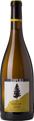 24,95 € Free Shipping | White wine Dipoli Voglar D.O.C. Alto Adige Trentino-Alto Adige Italy Sauvignon Bottle 75 cl