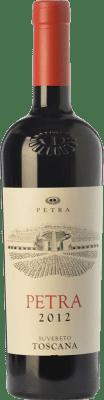51,95 € Free Shipping   Red wine Petra I.G.T. Toscana Tuscany Italy Merlot, Cabernet Sauvignon Bottle 75 cl