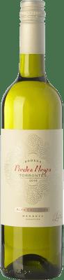 9,95 € Free Shipping | White wine Piedra Negra Lurton I.G. Valle de Uco Uco Valley Argentina Torrontés Bottle 75 cl