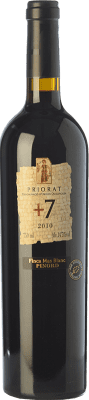 24,95 € Free Shipping | Red wine Pinord +7 Crianza D.O.Ca. Priorat Catalonia Spain Syrah, Grenache, Cabernet Sauvignon Bottle 75 cl