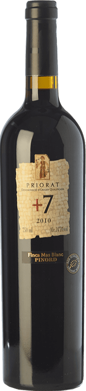24,95 € Free Shipping | Red wine Pinord +7 Crianza D.O.Ca. Priorat Catalonia Spain Syrah, Grenache, Cabernet Sauvignon Bottle 75 cl