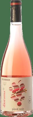 9,95 € Envoi gratuit | Vin rose Pinord Diorama D.O. Penedès Catalogne Espagne Pinot Noir Bouteille 75 cl