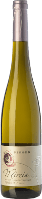 7,95 € Free Shipping | White wine Pinord Mireia D.O. Penedès Catalonia Spain Muscatel, Sauvignon White, Gewürztraminer Bottle 75 cl