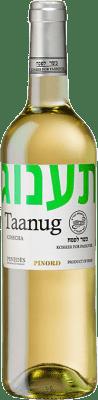 4,95 € Envoi gratuit | Vin blanc Pinord Taanug D.O. Penedès Catalogne Espagne Macabeo, Xarel·lo, Parellada Bouteille 75 cl