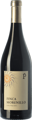 45,95 € Free Shipping | Red wine Piñol Finca Vinyes Velles Crianza D.O. Terra Alta Catalonia Spain Morenillo Bottle 75 cl