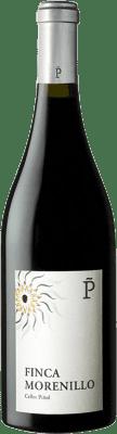 35,95 € Kostenloser Versand | Rotwein Piñol Finca Vinyes Velles Crianza D.O. Terra Alta Katalonien Spanien Morenillo Flasche 75 cl