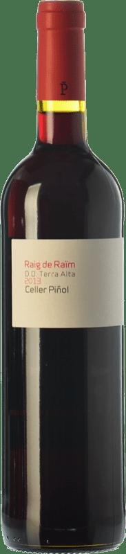 8,95 € Envío gratis   Vino tinto Piñol Raig de Raïm Negre Joven D.O. Terra Alta Cataluña España Merlot, Syrah, Garnacha, Cariñena Botella 75 cl