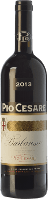 68,95 € Free Shipping | Red wine Pio Cesare D.O.C.G. Barbaresco Piemonte Italy Nebbiolo Bottle 75 cl