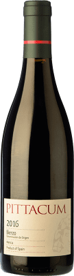 11,95 € Free Shipping | Red wine Pittacum Joven D.O. Bierzo Castilla y León Spain Mencía Bottle 75 cl