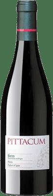 9,95 € Free Shipping | Red wine Pittacum Joven D.O. Bierzo Castilla y León Spain Mencía Bottle 75 cl