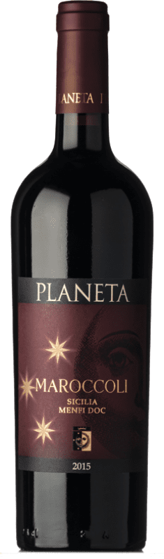 24,95 € Free Shipping   Red wine Planeta Maroccoli I.G.T. Terre Siciliane Sicily Italy Syrah Bottle 75 cl