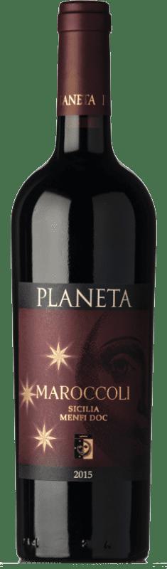 24,95 € Envoi gratuit | Vin rouge Planeta Maroccoli I.G.T. Terre Siciliane Sicile Italie Syrah Bouteille 75 cl