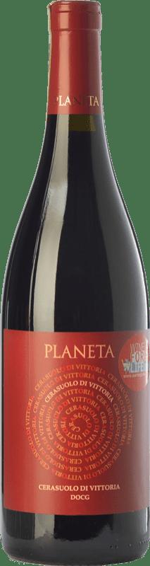 12,95 € Free Shipping   Red wine Planeta D.O.C.G. Cerasuolo di Vittoria Sicily Italy Nero d'Avola, Frappato Bottle 75 cl