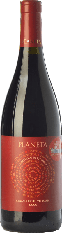 12,95 € Envoi gratuit | Vin rouge Planeta D.O.C.G. Cerasuolo di Vittoria Sicile Italie Nero d'Avola, Frappato Bouteille 75 cl