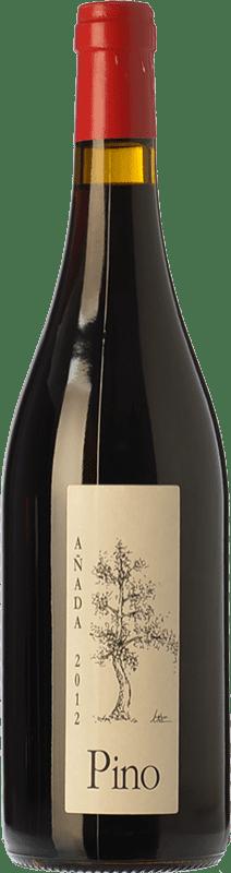 26,95 € Free Shipping | Red wine Ponce J. Antonio Pino Crianza D.O. Manchuela Castilla la Mancha Spain Bobal Bottle 75 cl