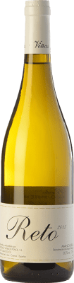 23,95 € Free Shipping | White wine Ponce Reto Crianza D.O. Manchuela Castilla la Mancha Spain Albilla de Manchuela Bottle 75 cl | Thousands of wine lovers trust us to get the best price guarantee, free shipping always and hassle-free shopping and returns.