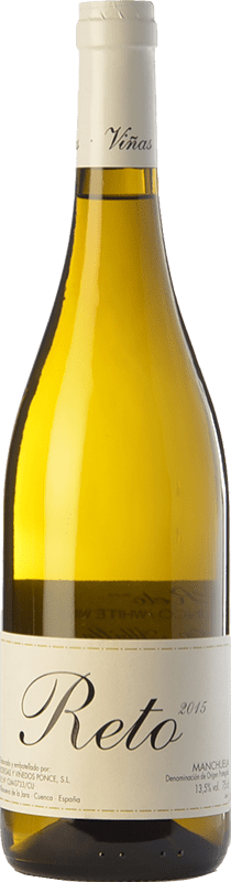 23,95 € Envío gratis   Vino blanco Ponce Reto Crianza D.O. Manchuela Castilla la Mancha España Albilla de Manchuela Botella 75 cl