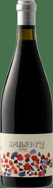 9,95 € Free Shipping | Red wine Portal del Montsant Bruberry Joven D.O. Montsant Catalonia Spain Syrah, Grenache, Carignan Bottle 75 cl