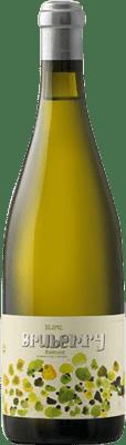 9,95 € Kostenloser Versand | Weißwein Portal del Montsant Bruberry Blanc D.O. Montsant Katalonien Spanien Grenache Weiß Flasche 75 cl