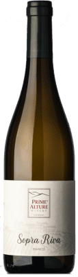 9,95 € Free Shipping | White wine Prime Alture 60&40 Il Bianco I.G.T. Provincia di Pavia Lombardia Italy Chardonnay, Muscatel White Bottle 75 cl | Thousands of wine lovers trust us to get the best price guarantee, free shipping always and hassle-free shopping and returns.