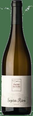 12,95 € Free Shipping | White wine Prime Alture 60&40 Il Bianco I.G.T. Provincia di Pavia Lombardia Italy Chardonnay, Muscatel White Bottle 75 cl