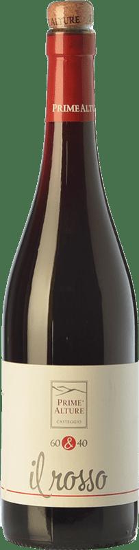 9,95 € Free Shipping   Red wine Prime Alture 60&40 Il Rosso I.G.T. Provincia di Pavia Lombardia Italy Barbera, Croatina Bottle 75 cl