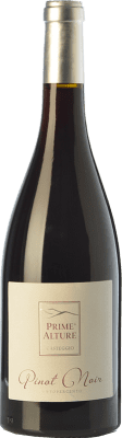 17,95 € Free Shipping | Red wine Prime Alture Pinot Nero Centopercento I.G.T. Provincia di Pavia Lombardia Italy Pinot Black Bottle 75 cl | Thousands of wine lovers trust us to get the best price guarantee, free shipping always and hassle-free shopping and returns.