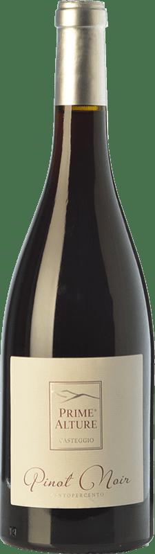 24,95 € Free Shipping   Red wine Prime Alture Pinot Nero Centopercento I.G.T. Provincia di Pavia Lombardia Italy Pinot Black Bottle 75 cl