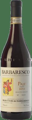 53,95 € Free Shipping | Red wine Produttori del Barbaresco Pajè D.O.C.G. Barbaresco Piemonte Italy Nebbiolo Bottle 75 cl