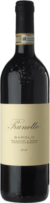 42,95 € Free Shipping | Red wine Prunotto D.O.C.G. Barolo Piemonte Italy Nebbiolo Bottle 75 cl