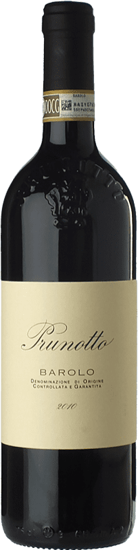33,95 € Free Shipping | Red wine Prunotto D.O.C.G. Barolo Piemonte Italy Nebbiolo Bottle 75 cl