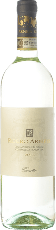 15,95 € Free Shipping | White wine Prunotto D.O.C.G. Roero Piemonte Italy Arneis Bottle 75 cl