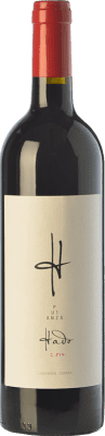 27,95 € Free Shipping | Red wine Pujanza Hado Crianza D.O.Ca. Rioja The Rioja Spain Tempranillo Magnum Bottle 1,5 L