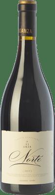 49,95 € Envío gratis | Vino tinto Pujanza Norte Crianza D.O.Ca. Rioja La Rioja España Tempranillo Botella 75 cl