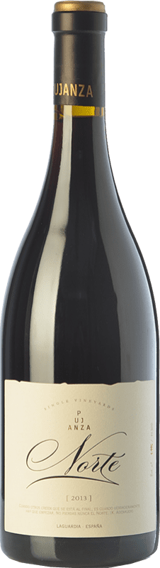 49,95 € Free Shipping | Red wine Pujanza Norte Crianza D.O.Ca. Rioja The Rioja Spain Tempranillo Bottle 75 cl